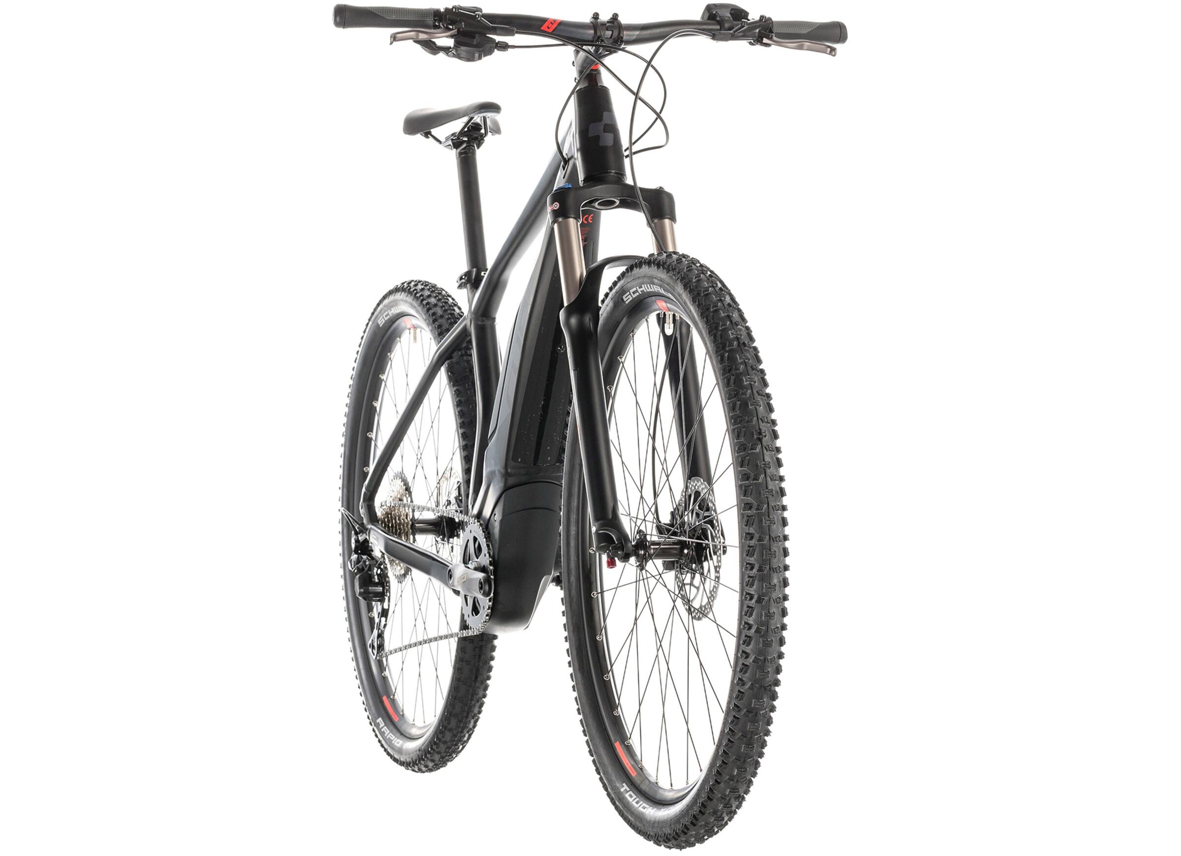a639e8bbdb1 Cube Acid Hybrid Pro 500 E-MTB Hardtail black at Bikester.co.uk